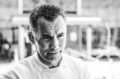 Gary Rhodes OBE, English restaurateur and television chef
